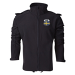 Sweden Performance Softshell Jacket (Black)