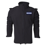 Honduras Performance Softshell Jacket (Black)