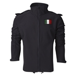 Italy Performance Softshell Jacket (Black)