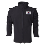 South Korea Performance Softshell Jacket (Black)