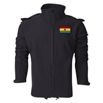 Ghana Performance Softshell Jacket (Black)