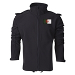 Algeria Performance Softshell Jacket (Black)