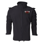 Wales Performance Softshell Jacket (Black)