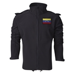 Venezuela Performance Softshell Jacket (Black)