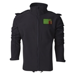 Zambia Performance Softshell Jacket (Black)