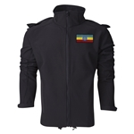 Ethiopia Performance Softshell Jacket (Black)