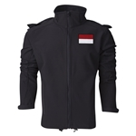 Indonesia Performance Softshell Jacket (Black)