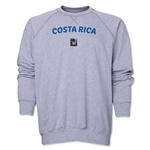 Costa Rica FIFA U-17 Women's World Cup Costa Rica 2014 Core Crewneck Fleece (Grey)
