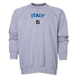 Italy FIFA U-17 Women's World Cup Costa Rica 2014 Core Crewneck Fleece (Grey)