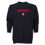 Mexico FIFA U-17 Women's World Cup Costa Rica 2014 Core Crewneck Fleece (Black)