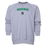 Nigeria FIFA U-17 Women's World Cup Costa Rica 2014 Core Crewneck Fleece (Grey)