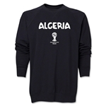 Algeria 2014 FIFA World Cup Brazil(TM) Core Crewneck Fleece (Grey)