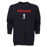Portugal 2014 FIFA World Cup Brazil(TM) Core Crewneck Fleece (Grey)