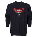 Germany 2014 FIFA World Cup Brazil(TM) Champions Crewneck Fleece (Black)