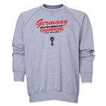 Germany 2014 FIFA World Cup Brazil(TM) Champions Crewneck Fleece (Grey)