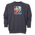 FIFA Women's World Cup Canada 2015(TM) Event Emblem Crewneck Fleece (Dark Grey)