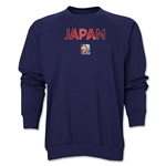 Japan FIFA Women's World Cup Canada 2015(TM) Crewneck Fleece (Navy)