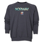 Norway FIFA Women's World Cup Canada 2015(TM) Crewneck Fleece (Dark Grey)