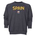 Spain FIFA Women's World Cup Canada 2015(TM) Crewneck Fleece (Dark Grey)