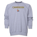 Cameroon FIFA Women's World Cup Canada 2015(TM) Crewneck Fleece (Grey)