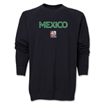 Mexico FIFA Women's World Cup Canada 2015(TM) Crewneck Fleece (Black)