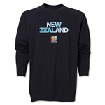 New Zealand FIFA Women's World Cup Canada 2015(TM) Crewneck Fleece (Black)
