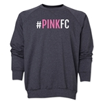 Pink FC Sweatshirt (Dark Gray)