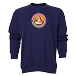FC Santa Claus Core Men's Crewneck Fleece (Navy)