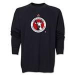 Xolos de Tijuana Crewneck Fleece (Black)