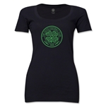 Celtic Women's Scoopneck T-Shirt (Black)