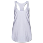 Women's Racerback Tank Top (White)