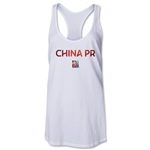 China FIFA Women's World Cup Canada 2015(TM) Racerback Tank Top (White)