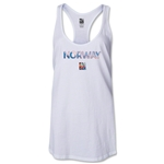 Norway FIFA Women's World Cup Canada 2015(TM) Racerback Tank Top (White)