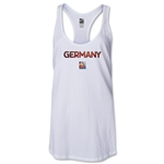 Germany FIFA Women's World Cup Canada 2015(TM) Racerback Tank Top (White)