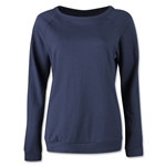 Women's Crewneck Fleece (Navy)