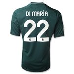 Real Madrid 12/13 DI MARIA Third Soccer Jersey