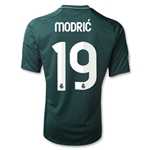Real Madrid 12/13 MODRIC Third Soccer Jersey