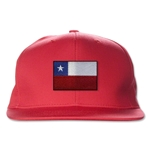 Chile Flatbill Cap (Red)