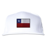 Chile Flatbill Cap (White)