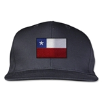 Chile Flatbill Cap (Black)