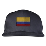Colombia Flatbill Cap (Black)
