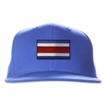 Costa Rica Flatbill Cap (Royal)