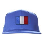 France Flatbill Cap (Royal)