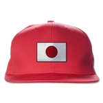 Japan Flatbill Cap (Red)