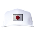 Japan Flatbill Cap (White)