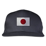 Japan Flatbill Cap (Black)