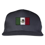 Mexico Flatbill Cap (Black)