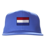Netherlands Flatbill Cap (Royal)
