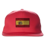 Spain Flatbill Cap (Red)
