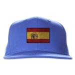 Spain Flatbill Cap (Royal)